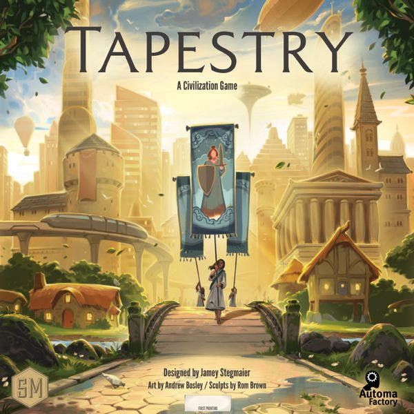 Tapestry by Stonemaier Games