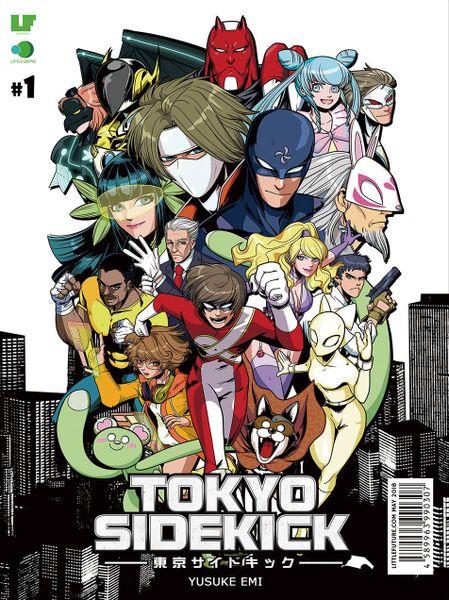 Tokyo Sidekick Kickstarter